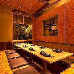 個室和食 銀座 澤いち 金山店