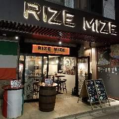 イタリアンバル RIZE MIZE(リゼミゼ)