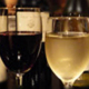 赤白ワイン、スプマンテをグラスで…