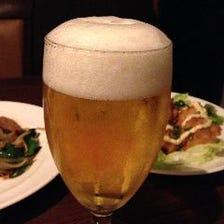 こだわりの生ビール エーデルピルス