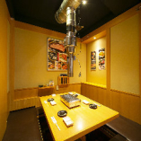【テーブル個室/1~4名様まで】隠れ家的な雰囲気★焼肉デート、焼肉ランチも◎