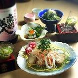 和食や洋食、創作料理など様々な料理をご用意しております。