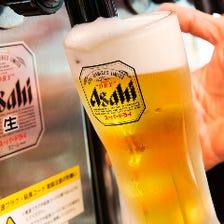 価格に目を疑う…生ビールが157円!