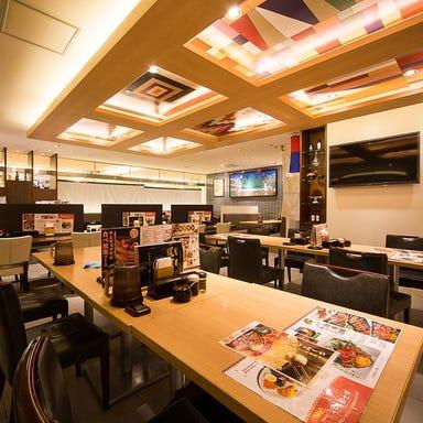 薬膳・韓国家庭料理・韓国焼肉 吾照里 エスタ店 店内の画像