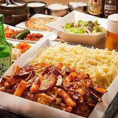 韓国酒家・韓国家庭料理 吾照里 札幌エスタ店