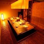 【個室】個室は最大12名様まで利用可能!大人数対応可能!