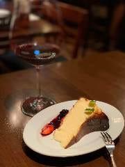 ラヴィーニャのバスクチーズケーキ Tarta de queso LA VIÑA