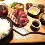肉盛&タパスセット (ハーフ)