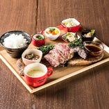 肉盛り & タパスセット (ハーフ)