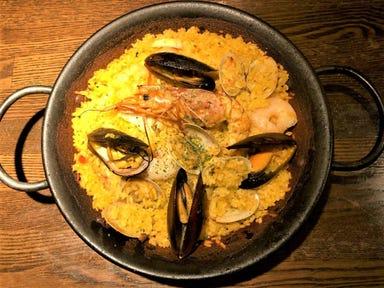 スペインバル BAR LEON  メニューの画像