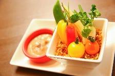 野菜ソムリエのシェフが選ぶ厳選野菜