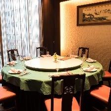 VIPルーム含め完全個室を3室ご用意