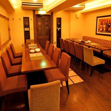 中華とワインのお店 ドラゴン食堂  店内の画像