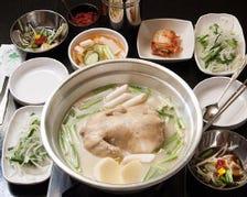 札幌初上陸?韓国鶏鍋・タッカンマリ