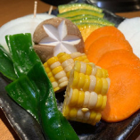 国産の新鮮野菜【全国各地】
