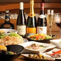 ワインと創作料理 ゴッシュ ‐Gosh‐ 九段下