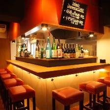 日本酒デートにお勧めの隠れ人気店!