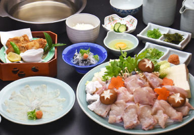 活魚と日本料理 和楽心 橿原神宮店 コースの画像