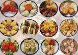 タンドリー料理♪ The amazing tastes & flavours!