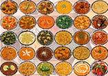 豊富なカレー料理♪ Nepalese & Indian Cuisine at its best!