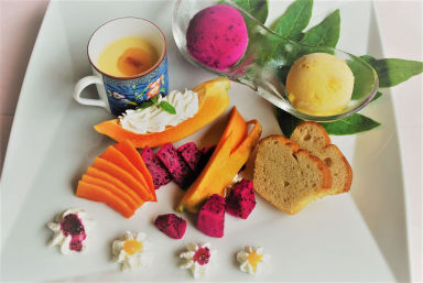 楽園の果実 cafe & おみやげ館 こだわりの画像