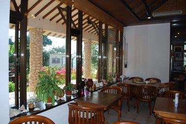 楽園の果実 cafe & おみやげ館 店内の画像
