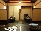 【30名様までOK】のお座敷や12名様までOKの個室満載!