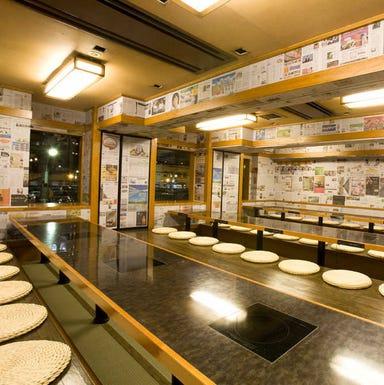 韓豚屋 浜松町店 店内の画像