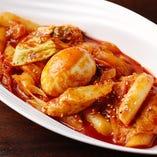 逸品韓国料理も充実!