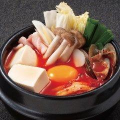 スンドゥブチゲ(小鍋)