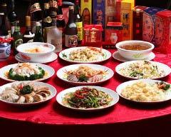 広東料理 香港飲茶 徳吉酒家