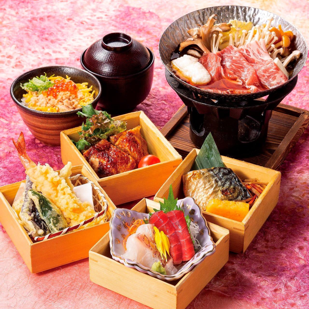 昼間の会食やご宴席にも     ご利用下さい。