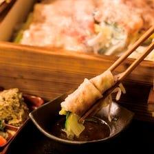 【炉端蒸し】肉、鮮魚、食事と様々なシーンでお召し上がり下さいませ