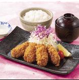 【季節のランチ】カキフライ御膳