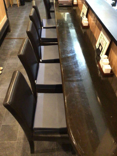 肉の寿司 一縁 水戸駅南店  店内の画像