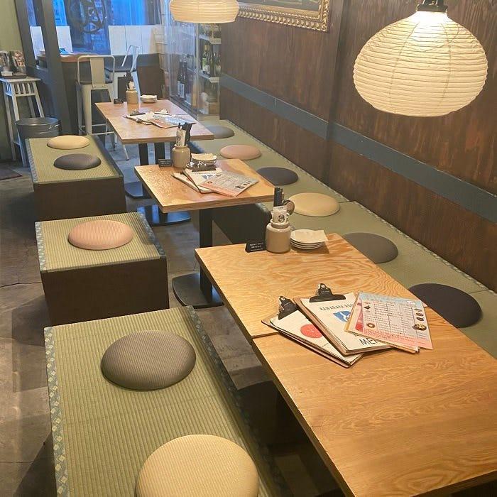 【席のみ予約】金・土・祝前日 当日21時までご予約できます!