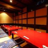 【2階】掘りごたつ席完全個室(~6名様)