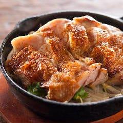 鶏もも肉のスパイスグリル