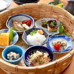 手作り豆腐とおばんざい 天水分(あめのみくまり)