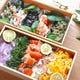 【新作】旬菜二段重。華やかちらし寿司と季節のおばんざい
