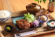 新ランチメニュー!豆腐ハンバーグの照り焼き山椒ソース