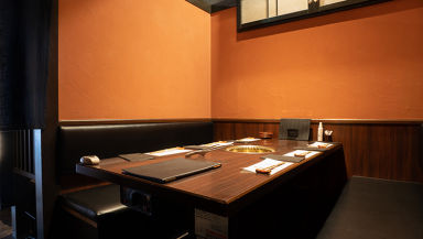 宮崎牛焼肉 炙り屋 牛蔵  店内の画像