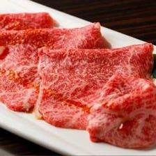 【希少限定】熟成赤身肉