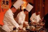 ホテルニューオータニでのイベントも開催しております。