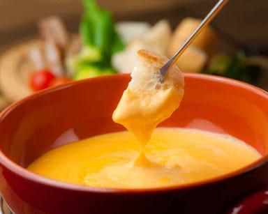 チーズ&ワイン JARDIN  コースの画像