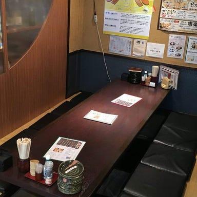 近江軍鶏 鶏料理 鳥楽 大津駅前店 店内の画像