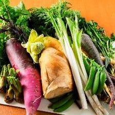 草津から取り寄せる完全無農薬野菜