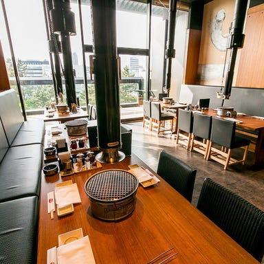JA全農ミートフーズ直営 焼肉本舗 ぴゅあ 飯田橋サクラテラス店 店内の画像