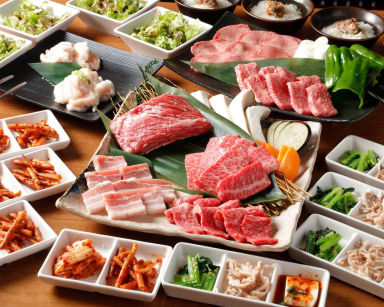 JA全農ミートフーズ直営 焼肉本舗 ぴゅあ 飯田橋サクラテラス店 コースの画像