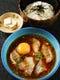 海の鯛めし天然鯛を特製ダレで 冷茶漬け風  580円